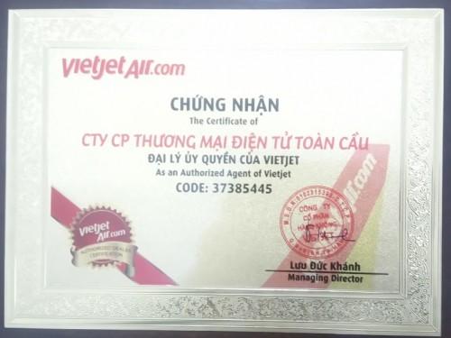 Vé máy bay Vietjet Air Sài Gòn Hải Phòng 01