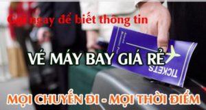 Đại lý vé máy bay Vietjet Air tại tại Hà Tiên